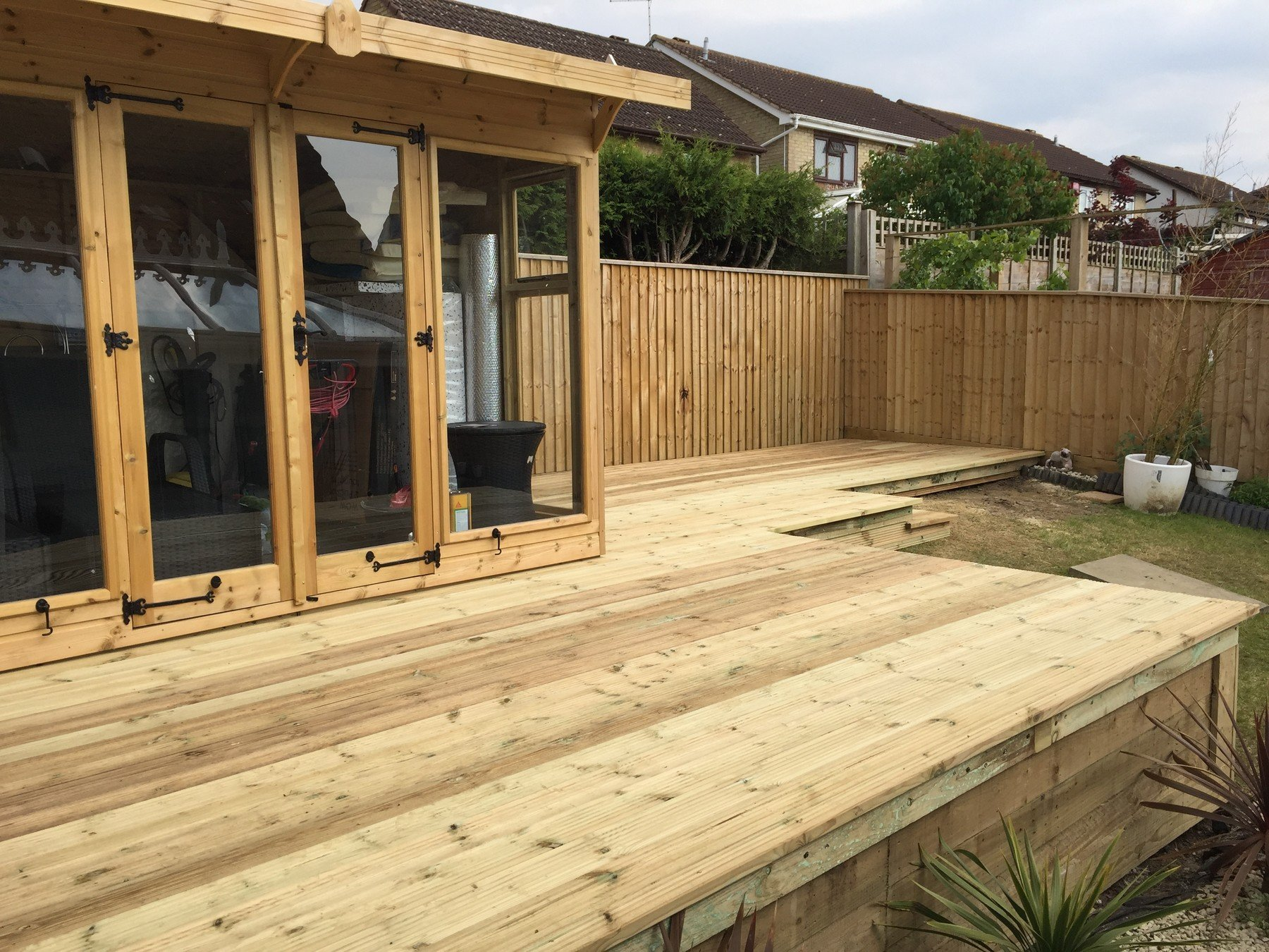 Decking In Milton Keynes