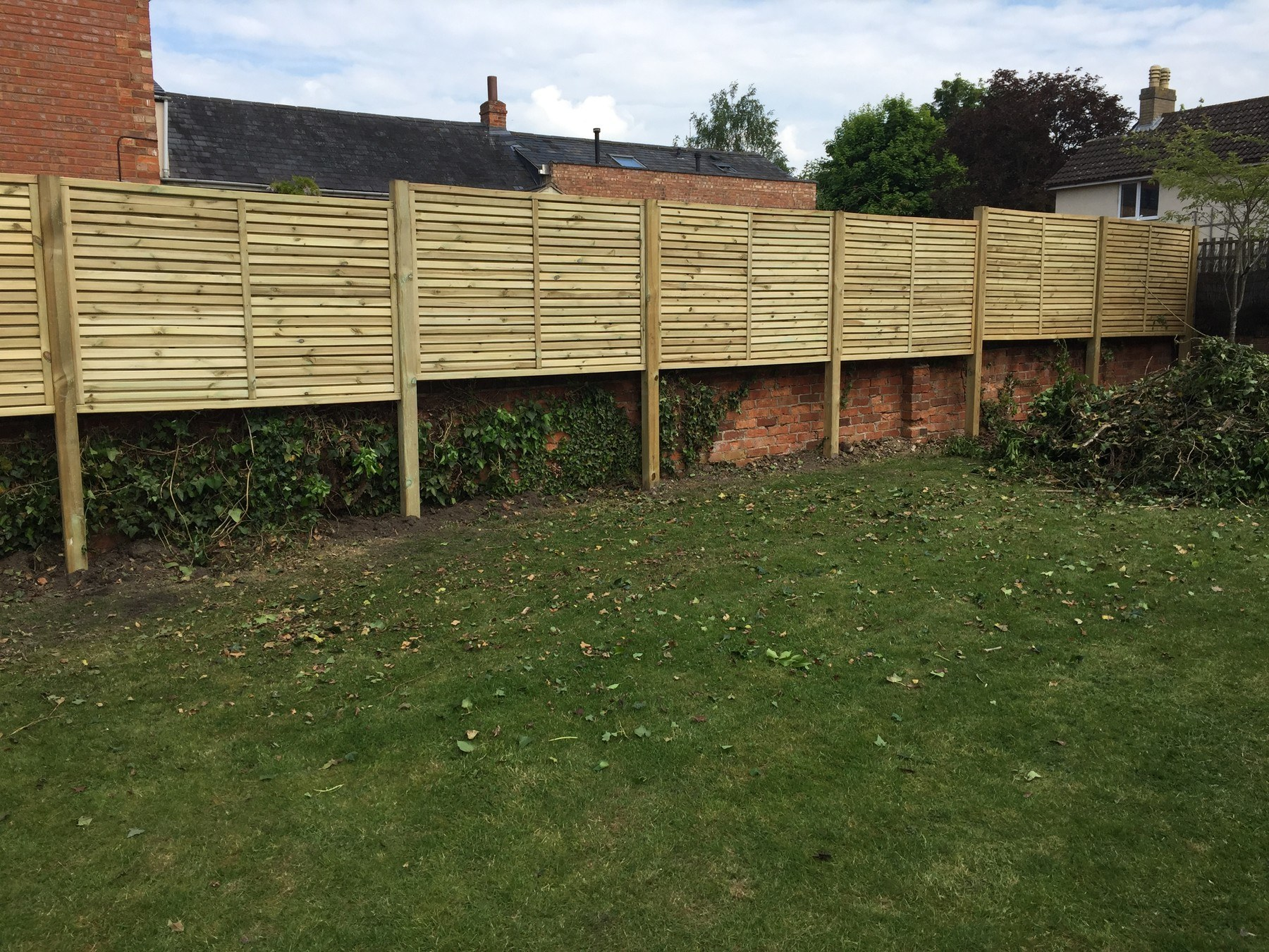Wood to use for Fencing