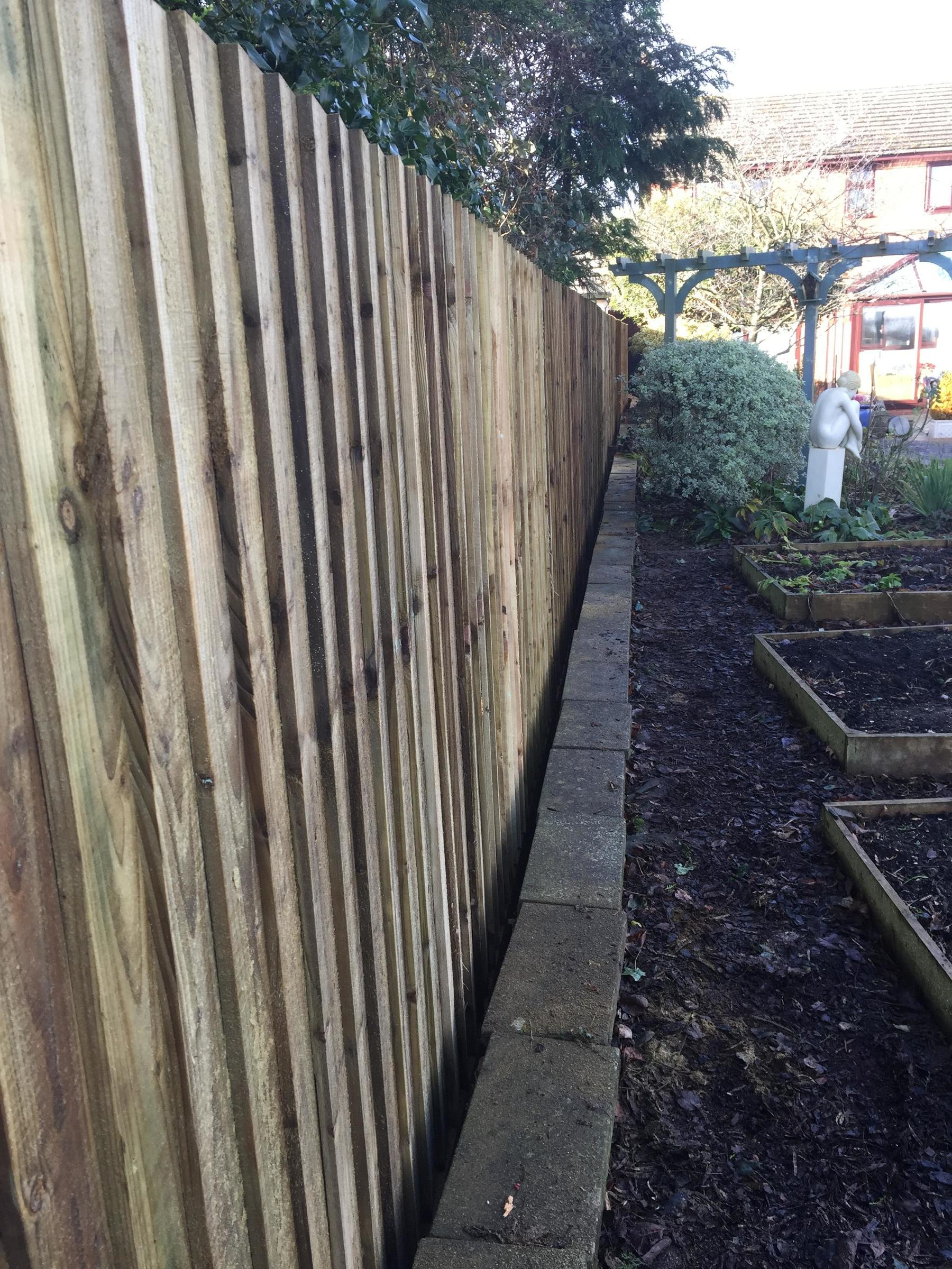 Why Wooden Fencing?